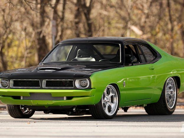 1971 Dodge Demon Resto Mod