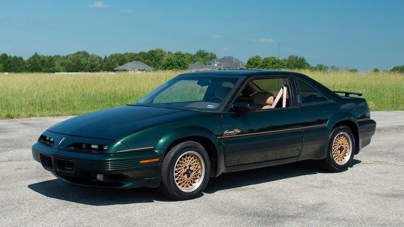 1993 pontiac grand prix se classic com classic com
