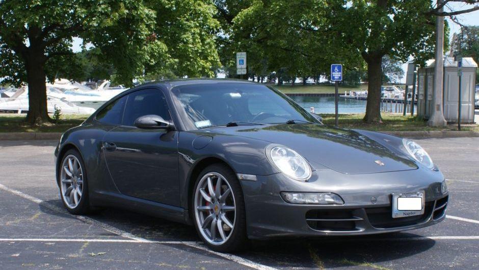 2007 Porsche 911 Carrera 4S 6-Speed