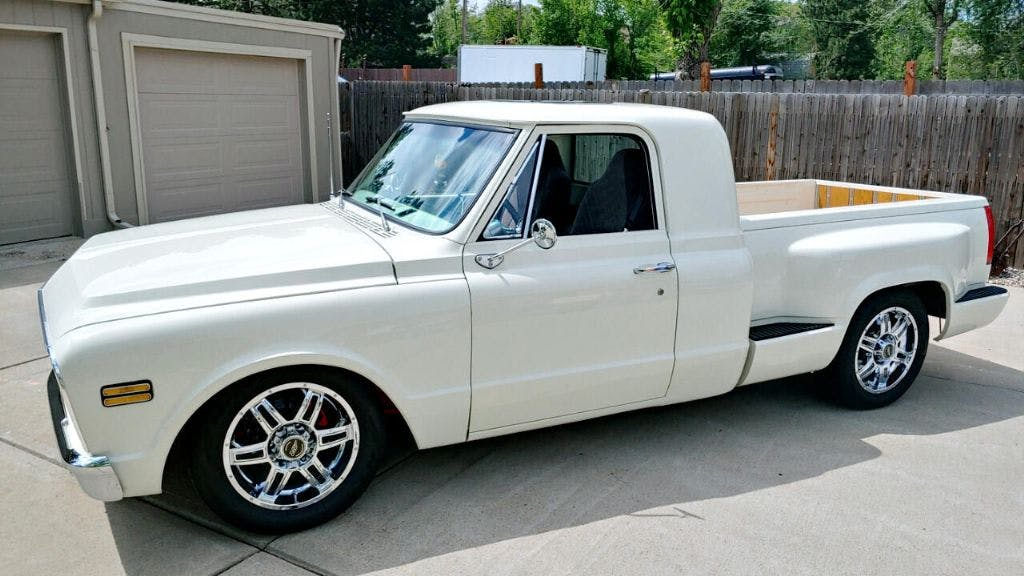 1968 Chevrolet C10 Short Bed Pick Up