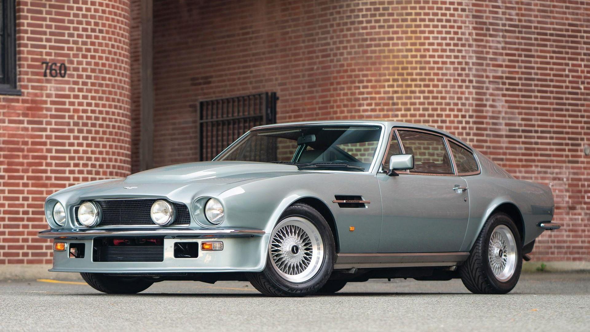 1989 Aston Martin Vantage