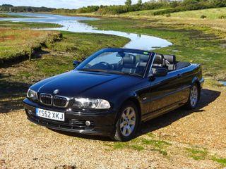 2002 BMW 320Ci Convertible