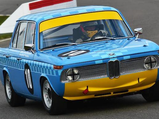 1965 BMW 1800 Ti Competition Saloon