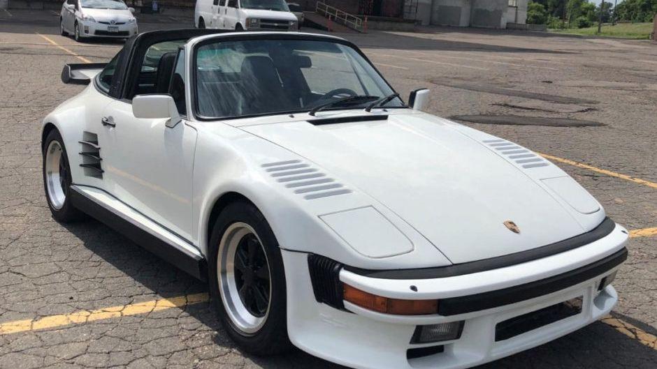 1986 Porsche 911 Carrera Targa Vin Wp0eb0915gs161941 Classic Com