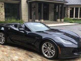 2015 Chevrolet Corvette Z06 Convertible 7-Speed