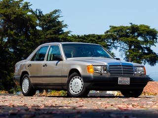 1988 Mercedes-Benz 300E 5-Speed