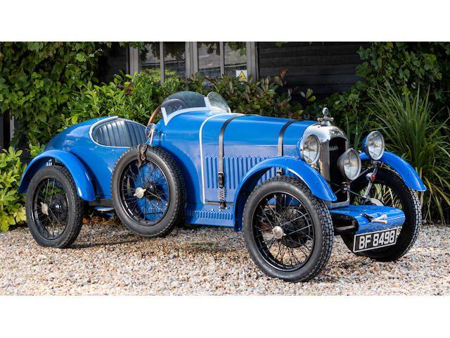 1924 Amilcar Cgs Voiturette