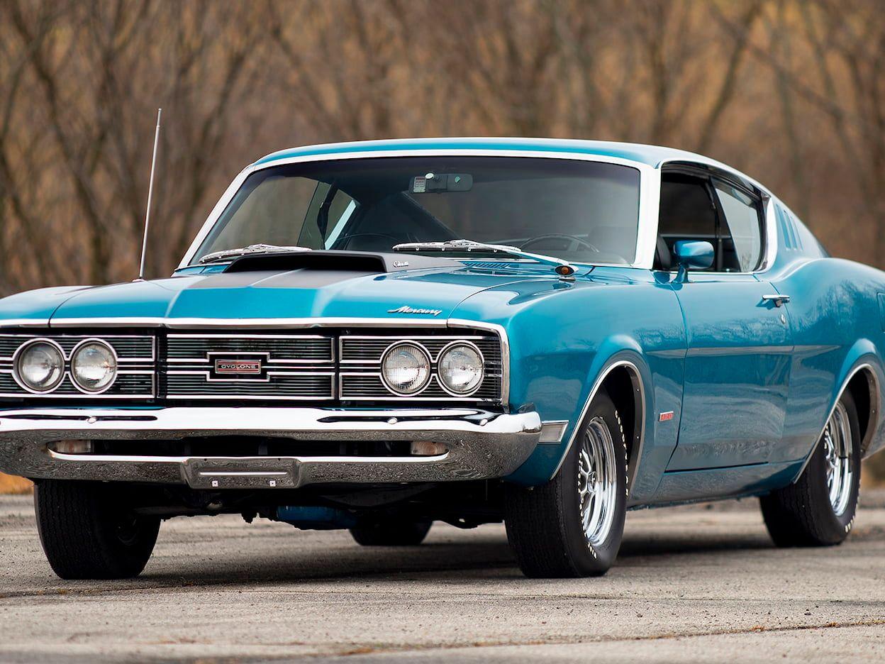 1969 Mercury Cyclone GT
