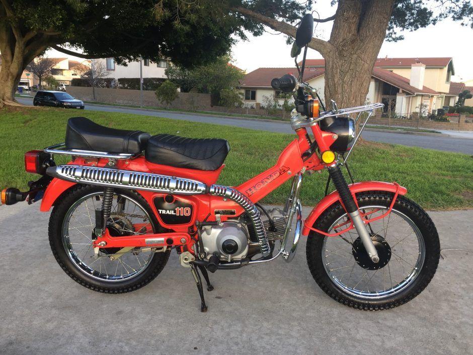 1981 Honda Trail CT110