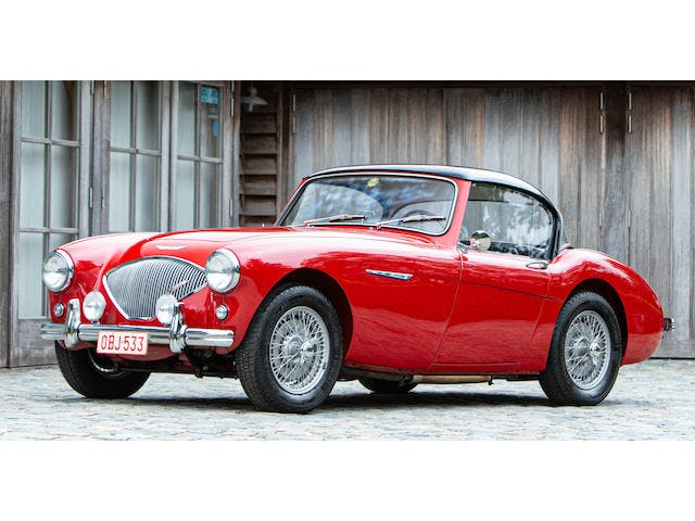 1954 Austin-Healey 100/4 BN1 Coupé
