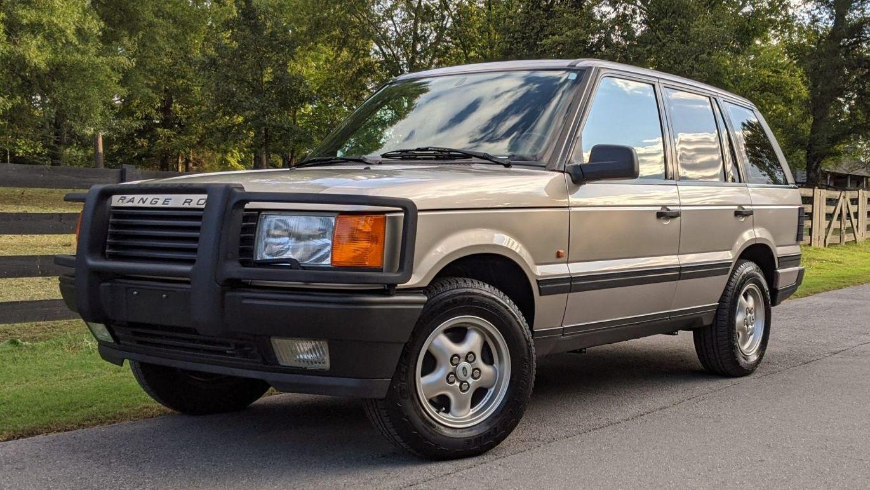 1995 Land Rover Range Rover 4.0 SE