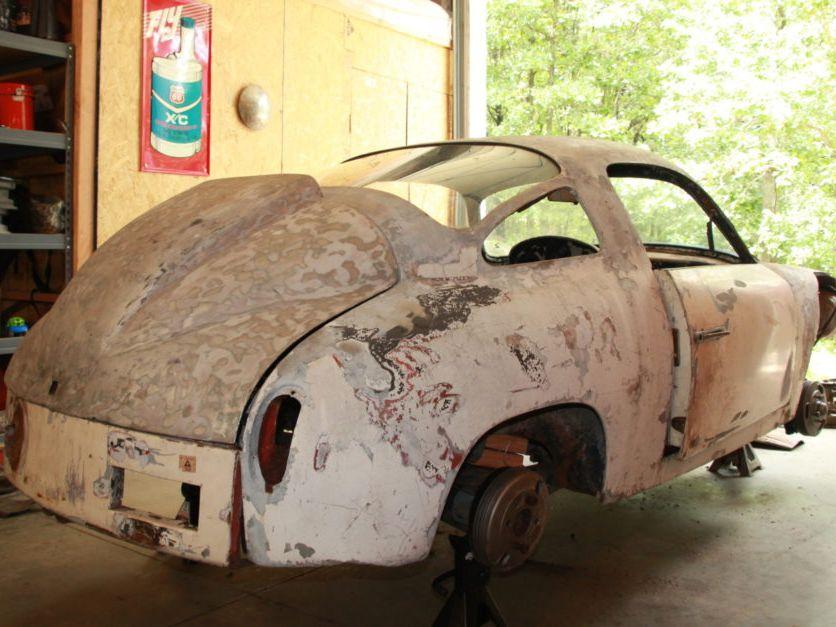 1959 Fiat Abarth 750 Record Monza Project