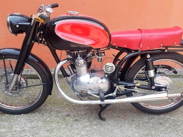 1958 Parilla Hi Cam CS