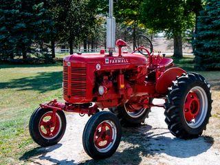 1948 Farmall Super A