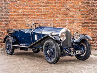 1928 Bentley 3 Litre Blue Label Tourer
