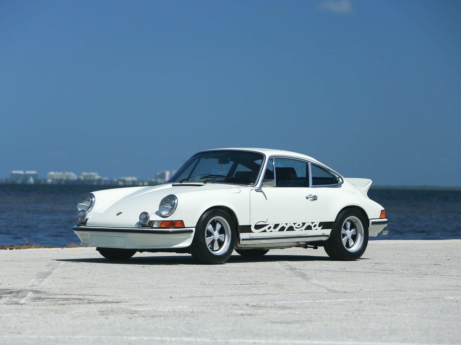 1973 Porsche 911 Carrera Rs 2 7 Touring Vin 9113601018 Classic Com