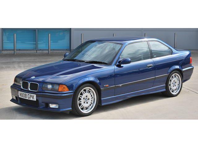 1994  BMW 'E36' M3 Coupé