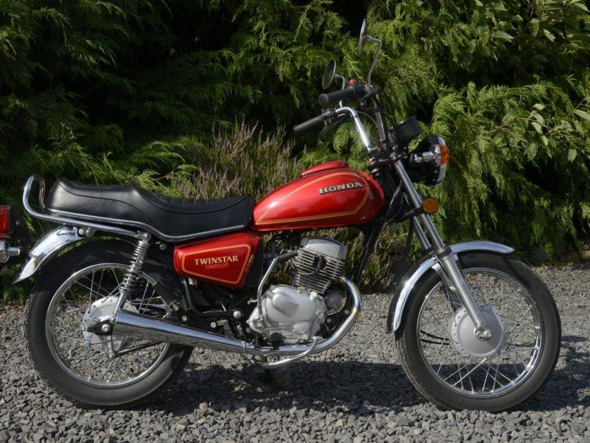 1981 Honda CM200T Twinstar
