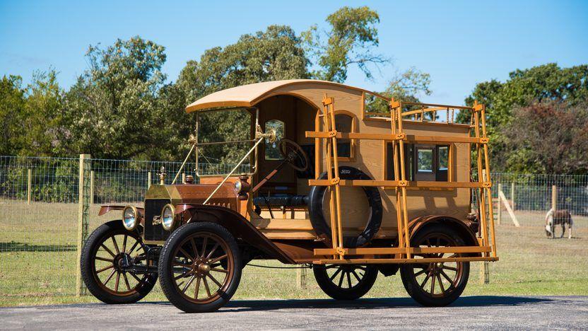 1915 Ford Model TC