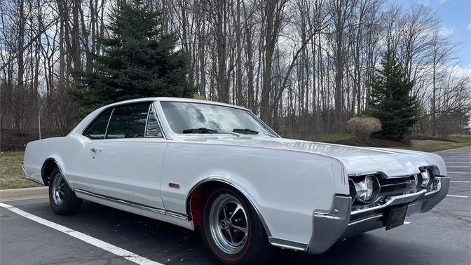 1967 Oldsmobile 442 400Ci