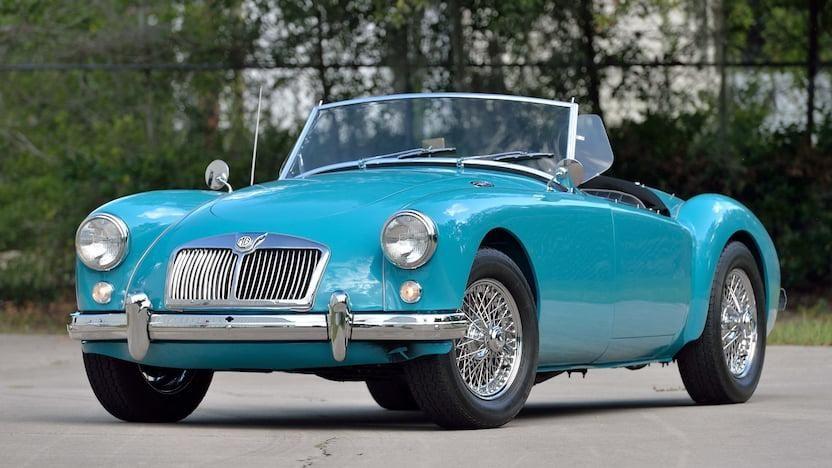 1957 MG A Roadster