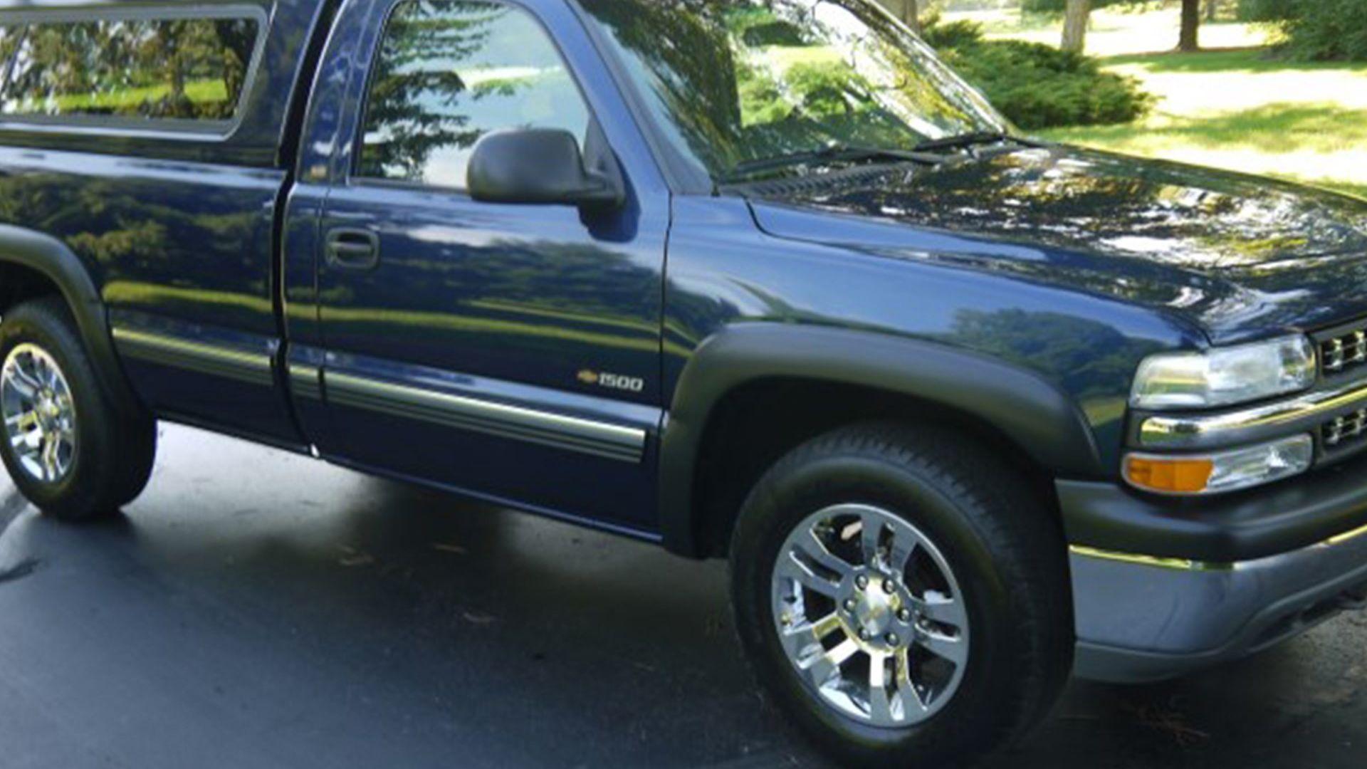 2000 Chevrolet 1500 4X4