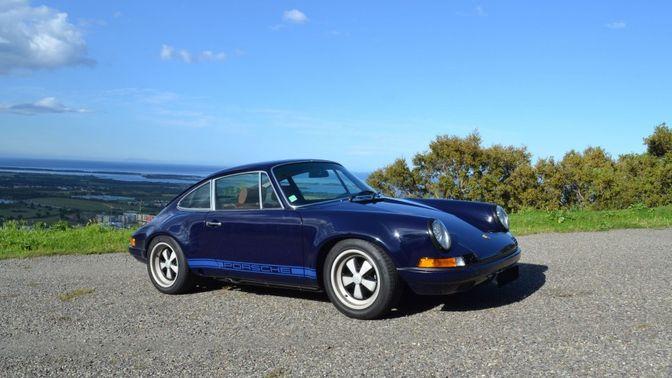 "1980 Porsche 911 ""Backdating"""