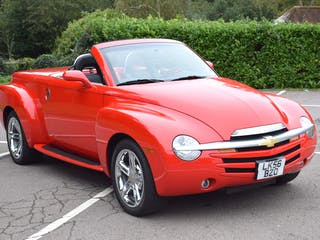 2006 Chevrolet SSR Pickup