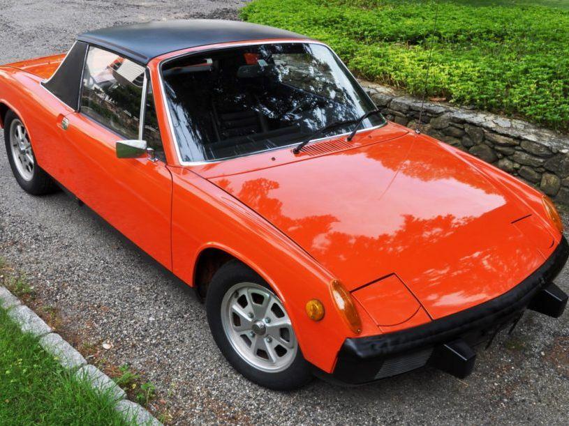 1974 Porsche 914 Custom