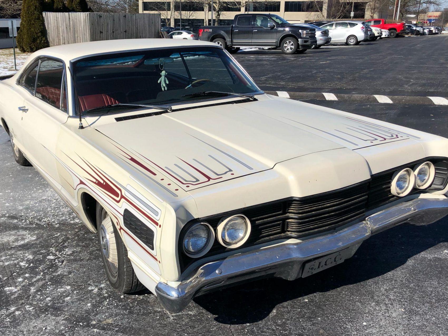 1967 Mercury Monterey Fastback