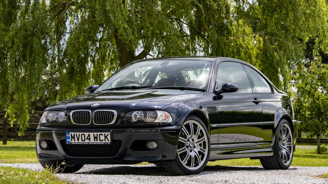2004 BMW M3 - Manual
