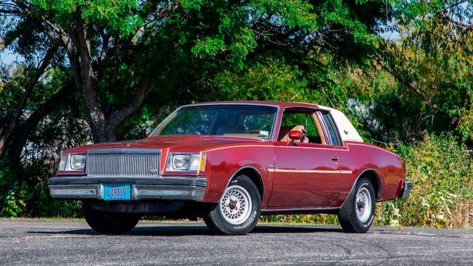 1978 Buick Regal Sport Coupe