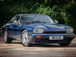1995 Jaguar XJS Celebration Coupe