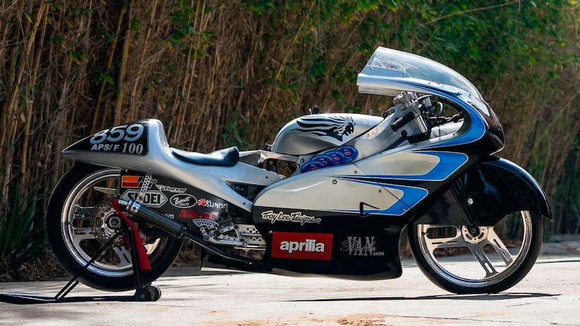 2001 Aprilia Motors Racer