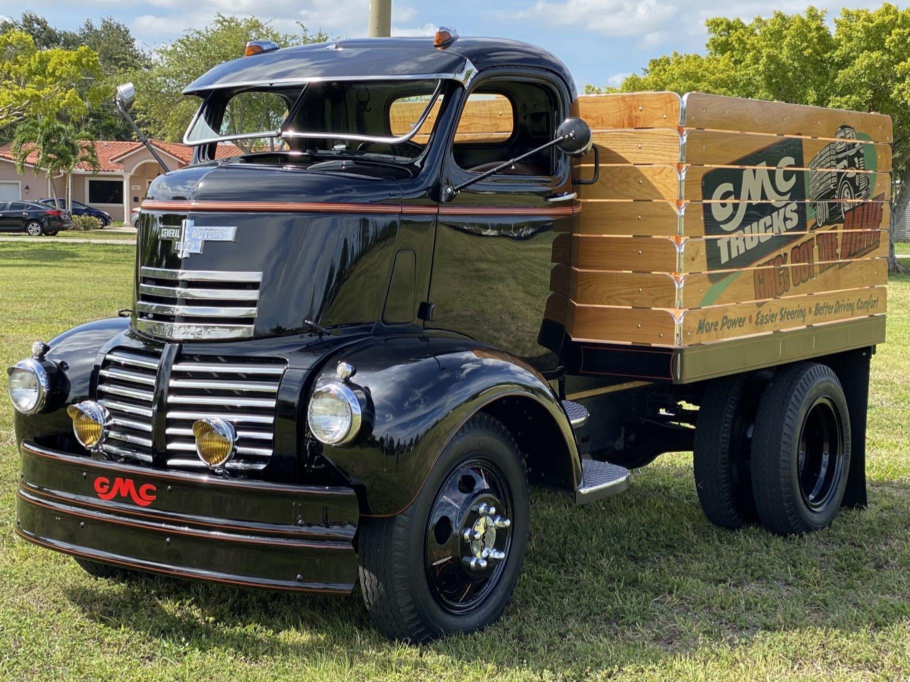 1940 GMC A-Series Coe