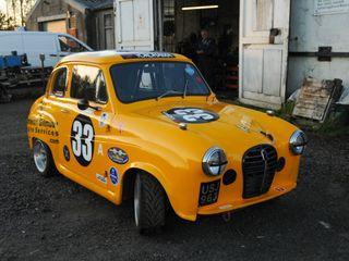 1951 Austin A30 - Race Prepared