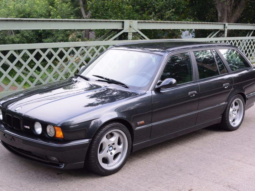 1992 BMW M5 Touring