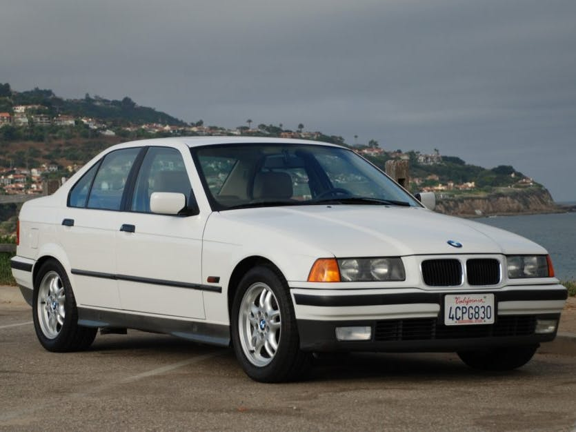 1995 BMW 325i 5-Speed