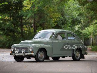 1958 Volvo PV544 Sport