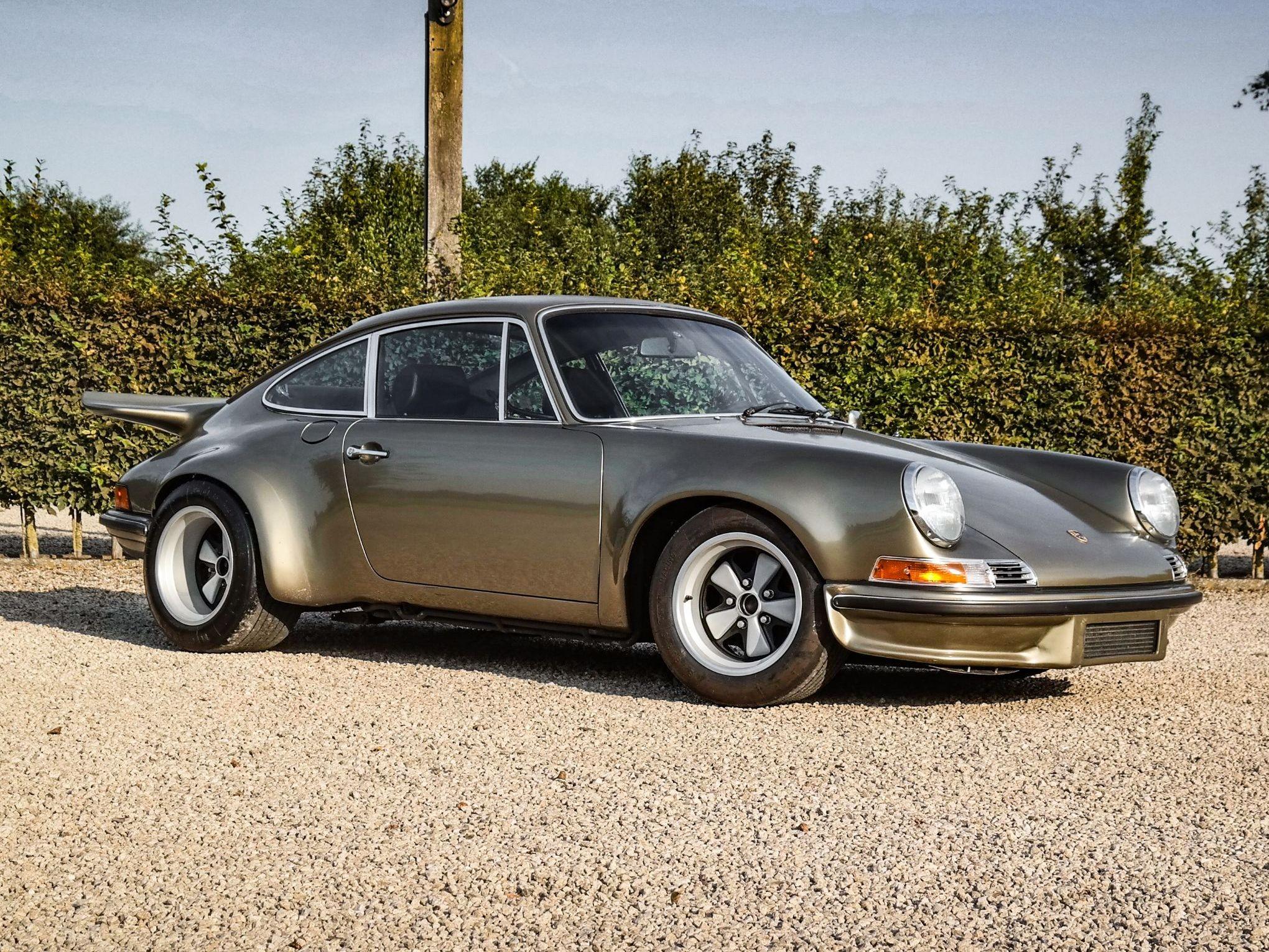 1972 Porsche 911S Outlaw Pts