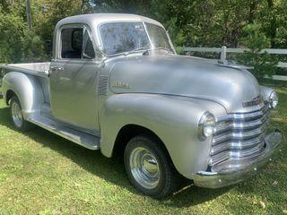 1953 Chevrolet 3100 Series Half-Ton