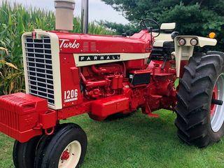 1965 Farmall 1206