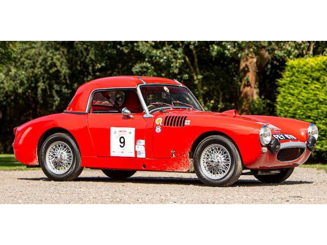 1959 Austin-Healey Bonneville Sebring Sprite Historic Rally Car
