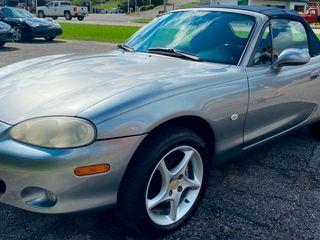 2003 Mazda Miata Convertible