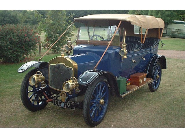 1911 Rover 12HP Tourer