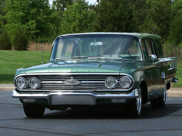 1960 Chevrolet Brookwood Wagon