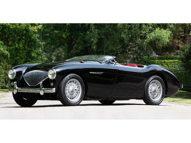 1956 Austin-Healey  100/4 BN2 Le Mans Spec