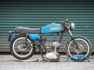 1974 Ducati 250CC Mark III Project