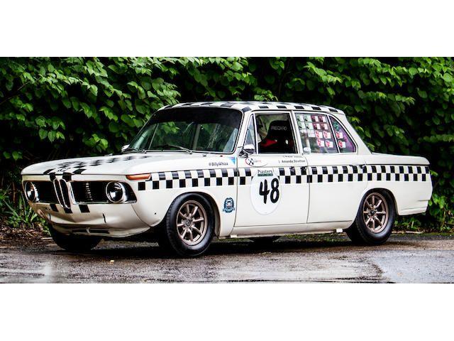 1965 BMW 1800 Ti/Sa-Specification Fia Appendix K Competition Saloon