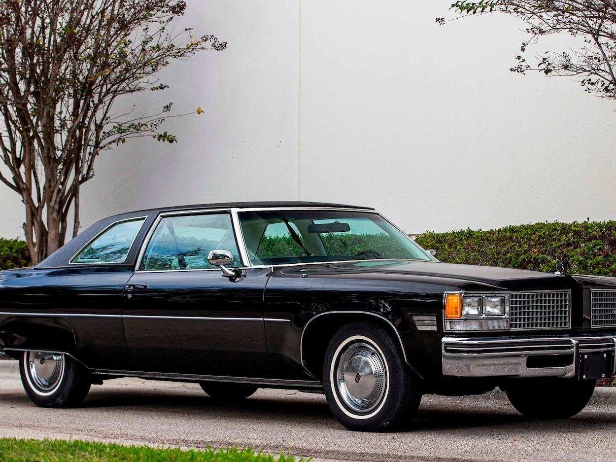 1976 Oldsmobile 98 Regency